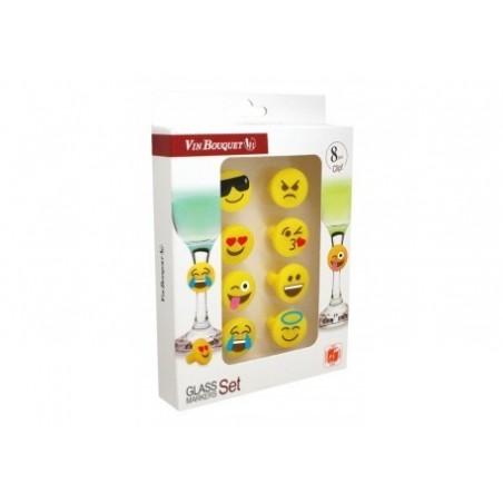 Marques verres Emoticônes