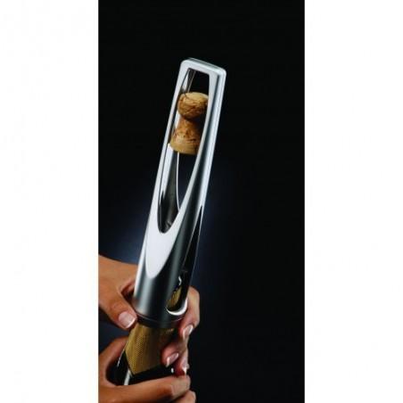 SCREWPULL SW-105 Black tire-bouchon champagne