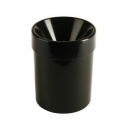 Mini Spittoon Black 14.5 cm