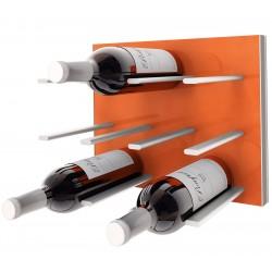 Stact C Orange & Blanc