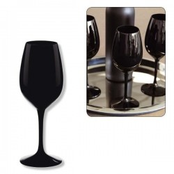 Black Tasting Glass Sensus