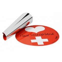 "Drop Stop Suisse ""I love Switzerland"""
