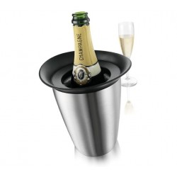 Rapid-Ice Champagne Cooler