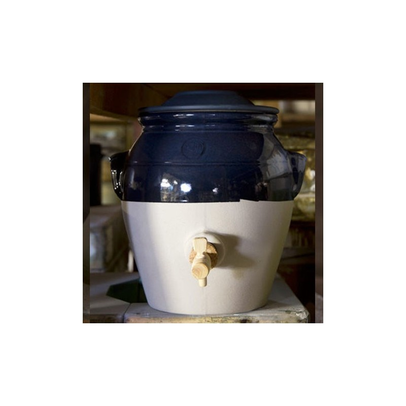 Vinegar Pot Blue Night 3.0 l