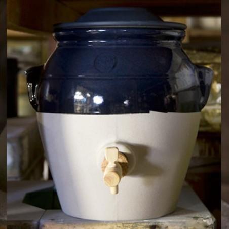 Vinegar Pot Night Blue 3.0 l