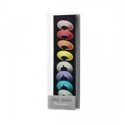 Chic Glass Rainbow