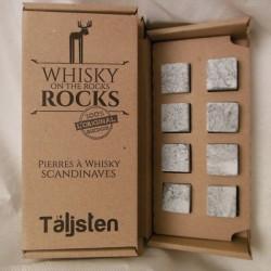 Swedish whisky rocks