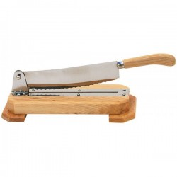 Bread cutter beechwood