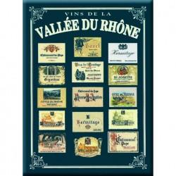 Vallée du Rhône 15 x 21 cm