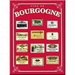Bourgogne 15 x 21 cm