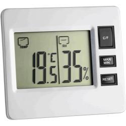 Thermo-Hygrometer Alu