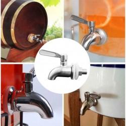 Vinegar tap in stainless steel
