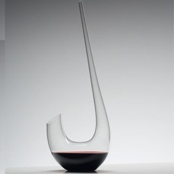 "Riedel decanter ""Swan"""