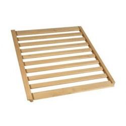 Liebherr : Wooden shelf