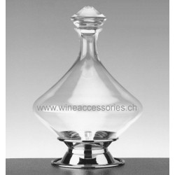 "Decanter cristal ""Turn"""