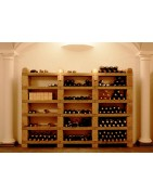 Stone wine racks (delivery not included)