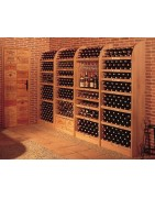 Wooden Wine Racks (delivery not included)